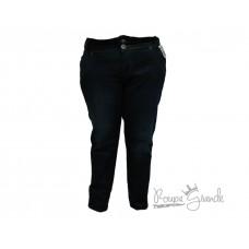Calça Feminina Jeans C/ Strech (lycra) - Barata