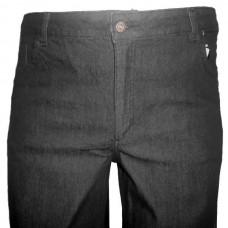 Calça Jeans Tradicional - Masculina - Preta - Strech