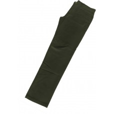 Calça de Sarja Verde Militar c/ Strech (lycra) - Masculina