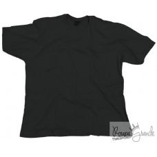 Camiseta - Lisa - 100% Algodão - Cinza Chumbo