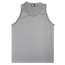 0780bb4470459 Camiseta Regata - Lisa - 100% Algodão - Branca